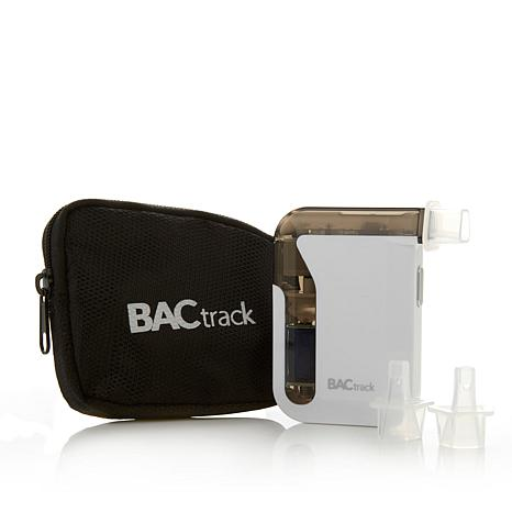BACtrack Mobile Breathalyzer Blood-Alcohol-Level Tester