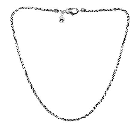 """Bali Designs Woven Padian 16"""" Necklace"""