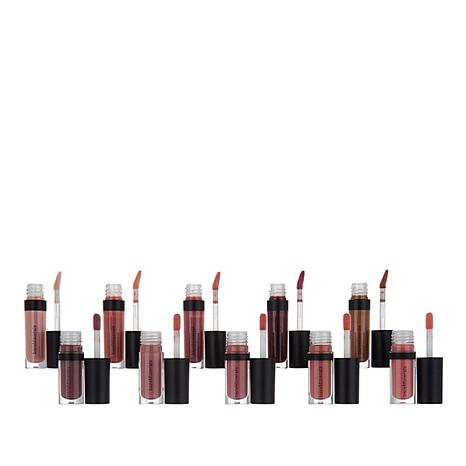 bareMinerals Give 'Em Gloss 10-piece Lipgloss Collection