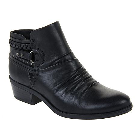 Baretraps® Galvin Western Ankle Bootie