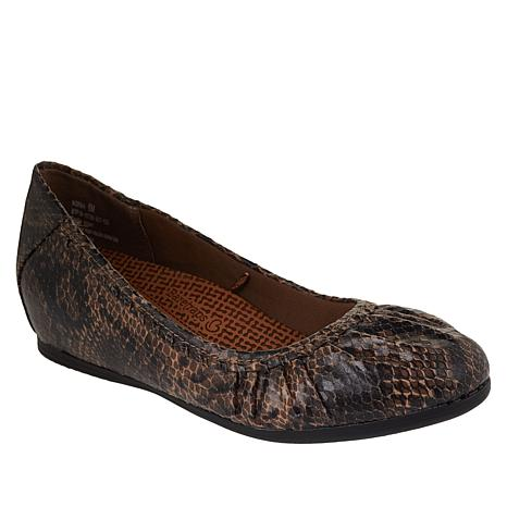 Baretraps® Norma Posture Plus Slip-On Flat