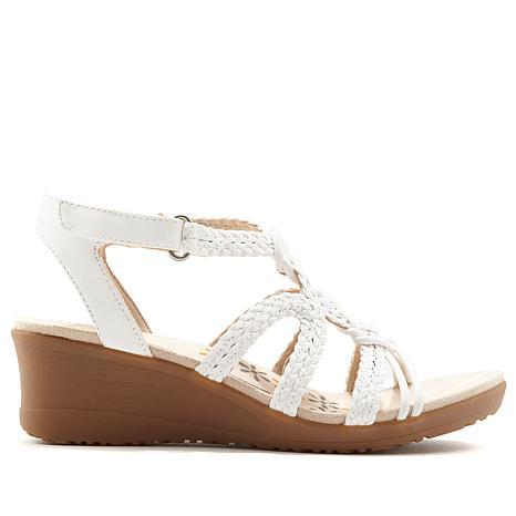 Baretraps® Takara Braided Wedge Sandal
