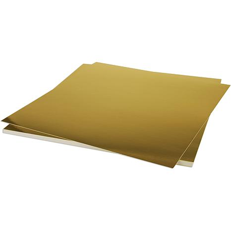 "Bazzill 12"" x 12"" Foil Cardstock - Gold"