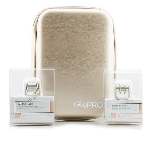 Beauty Bioscience Pack n' Glo Essentials Set Champagne