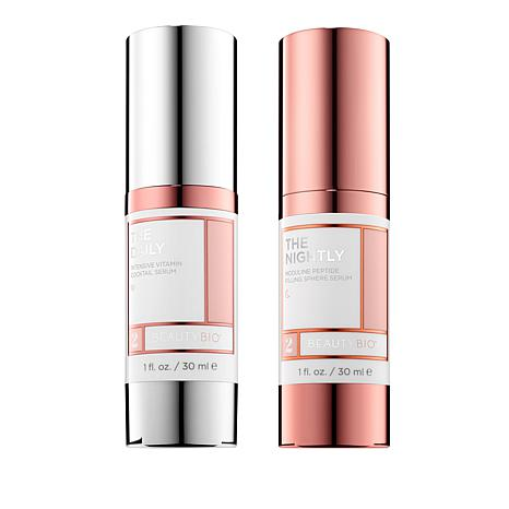 Beauty Bioscience The Daily & The Nightly Serum Duo