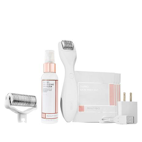 BeautyBio GloPRO Microneedling Device with Face and Body MicroTips