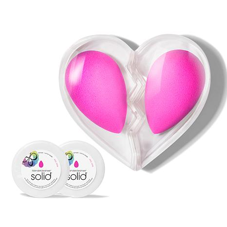 beautyblender® Best Friend Kit with Storage Case and 2 Cleansers