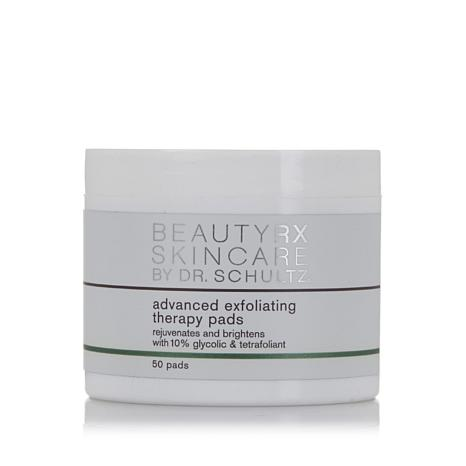 BeautyRx Advanced 10% Exfoliating Pads 50-pack