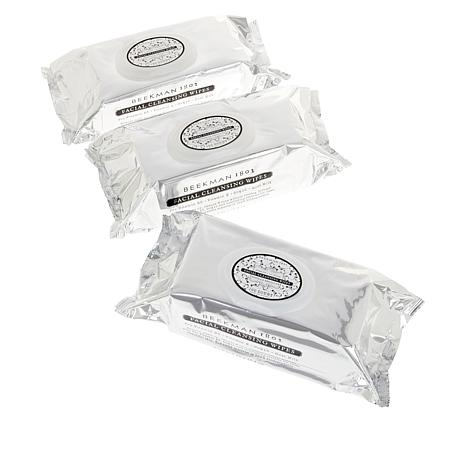 Beekman 1802 300-count Vanilla Absolute Goat Milk Face Wipes