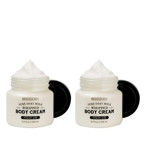 Beekman 1802 Fresh Air Goat Milk Whipped Body Cream Duo - Auto-Ship®