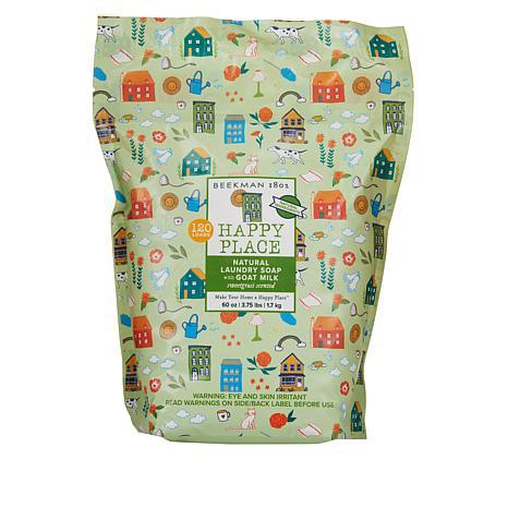 Beekman 1802 Happy Place 120 Load Goat Milk Laundry Soap 9357759