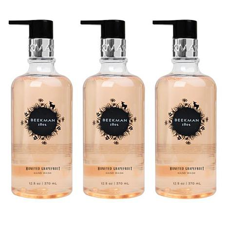 Beekman 1802 Honeyed Grapefruit Goat Milk Hand Wash Trio Auto-Ship®