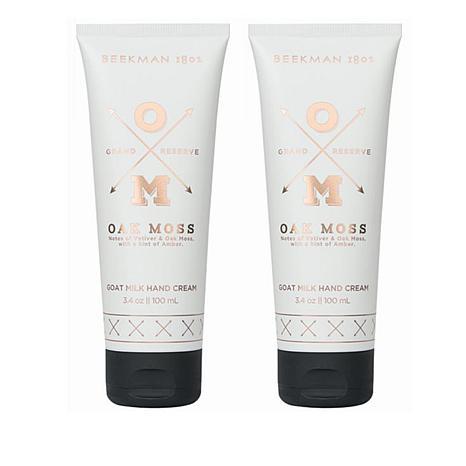 Beekman 1802 Oak Moss Goat Milk Hand Cream Duo Auto-Ship®