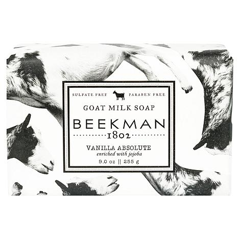 Beekman 1802 Vanilla Absolute Goat Milk Bar Soap - 9 oz.