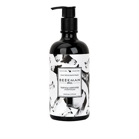 Beekman 1802 Vanilla Absolute Goat Milk Hand Wash - 12.5 fl oz