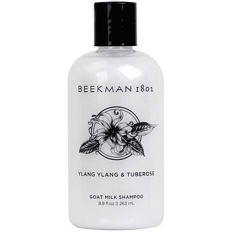 Beekman 1802 Ylang Ylang & Tuberose Goat Milk Shampoo