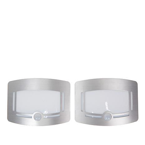 Bell + Howell Batter-Operated Motion-Activated LED Light 2-pack