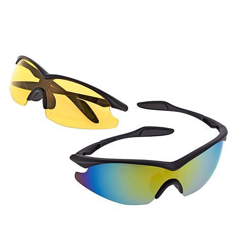 a622f442e7 Bell + Howell TacGlasses 2-pack Polarized Sunglasses - 8679747
