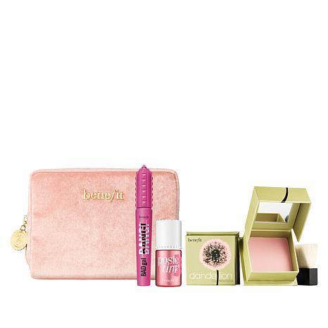 Benefit Cosmetics Pink Gift Set