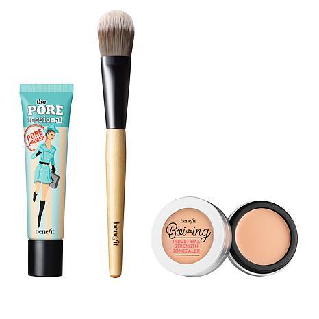 Benefit Cosmetics Prime and Conceal 3pc Set - Medium