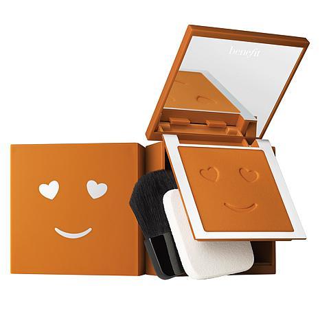 Benefit Cosmetics Shade 10 Hello Happy Velvet Powder Foundation