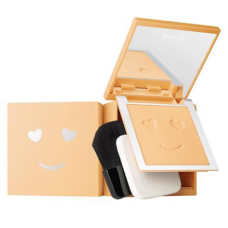 Benefit Cosmetics Shade 3 Hello Happy Velvet Powder Foundation