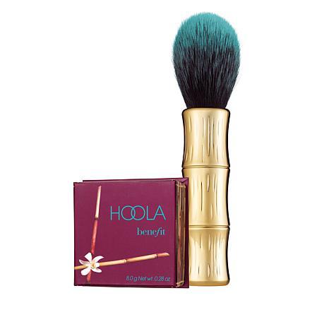 Benefit Hoola Box O' Powder with Brush