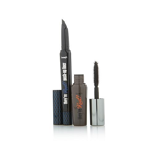 """Benefit """"They're Real!"""" Liner & Mini Mascara - Blue"""