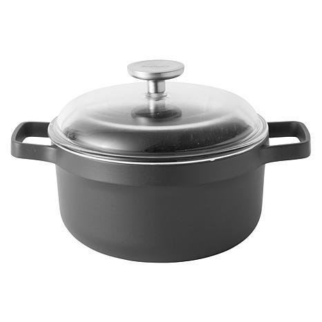 BergHOFF Gem 5-Quart Non-Stick Covered Stock Pot