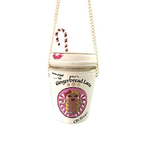 b8561e5622785 Betsey Johnson Gingerbread Latte Crossbody - 8812658