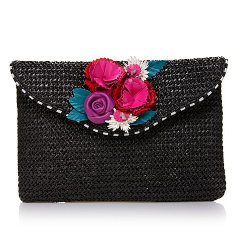 Betsey Johnson Gypsy Rose Clutch Crossbody