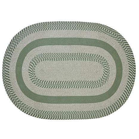 Better Trends Newport Braided Accent Rug