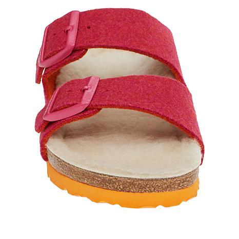 2e4dec1eb9bbb7 Birkenstock Arizona Happy Lamb Comfort Sandal - 8795912