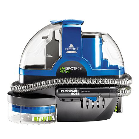 Bissell Spotbot Pet Portable Carpet Cleaner W Stain Remover