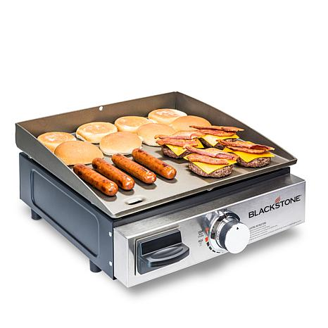 "Blackstone 17"" Portable Outdoor Gas Griddle"