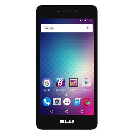 "BLU Studio G2 5"" 8GB Dual-SIM Unlocked GSM Android Smartphone"