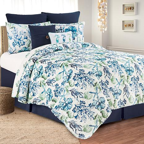 Bluewater Bay Twin Quilt Set
