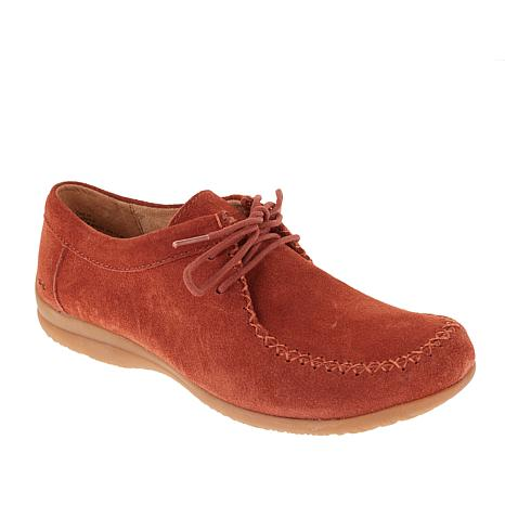b.o.c. Harwick Suede Laced Moccasin Shoe