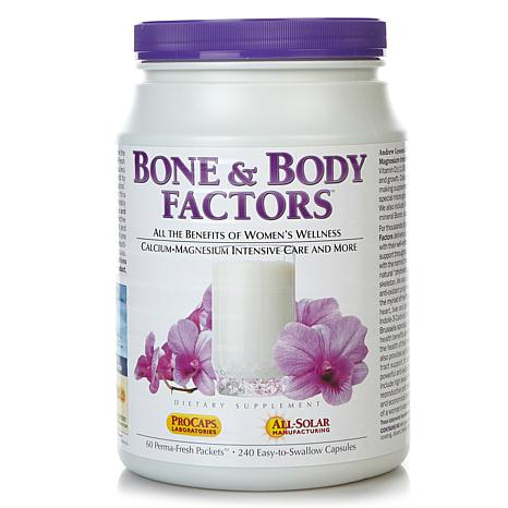 Bone & Body Factors - 60 Packets - Auto-Ship®