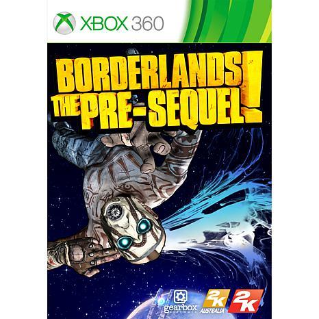 Borderlands Pre-Sequel - Xbox 360