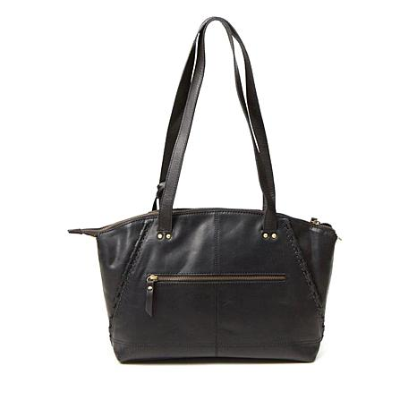 Born® Artesia Bronco Distressed Leather Tote
