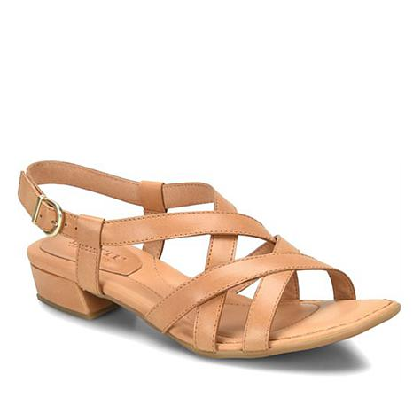 Born® Bouvet Easy Leather Sandal