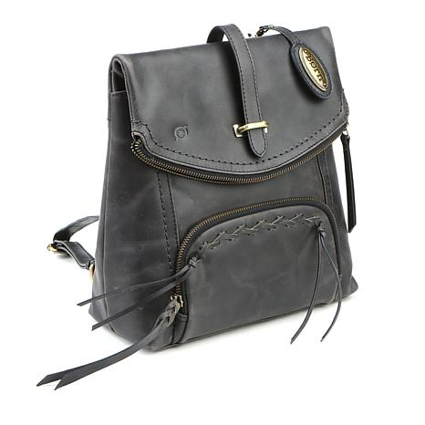 Born® Distressed Leather Backpack