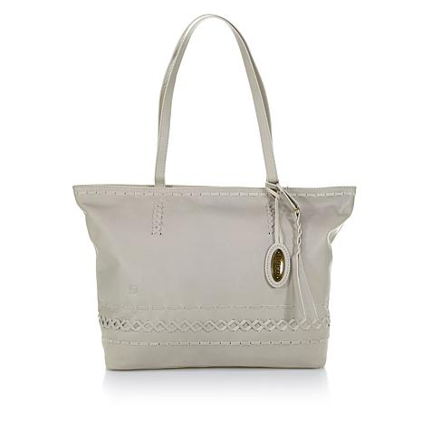 Born® Leather Wellington Tote