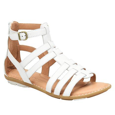 Born® Tripoli Leather Gladiator Sandal