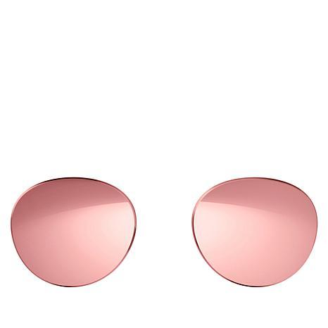 Bose Frames Rondo Interchangeable Mirrored Polarized Sunglass Lenses
