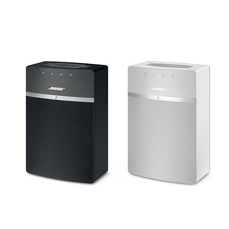 bose soundtouch 10 wireless music system 7890048 hsn. Black Bedroom Furniture Sets. Home Design Ideas