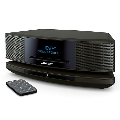 bose wave soundtouch music system iv with cd player and. Black Bedroom Furniture Sets. Home Design Ideas