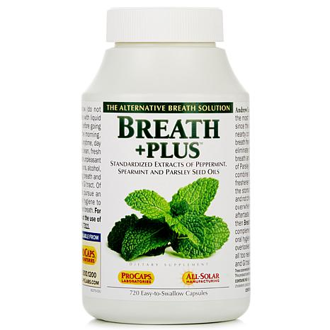 Breath+Plus - 720 Capsules