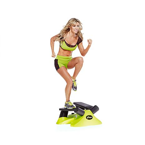 Brenda DyGraf X-Step Exercise System with 8-Workout DVD